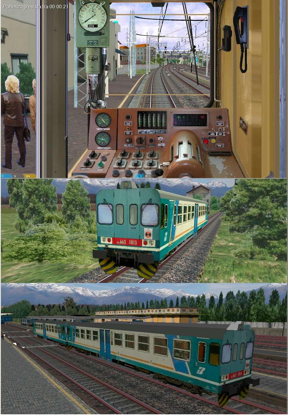 Trenitalia simulatore treno online dating
