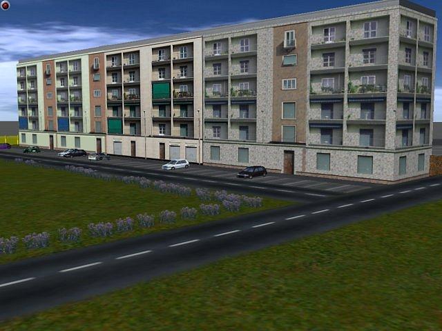 Trainzmania il sito di trainz del network trenomania for Oggetto casa